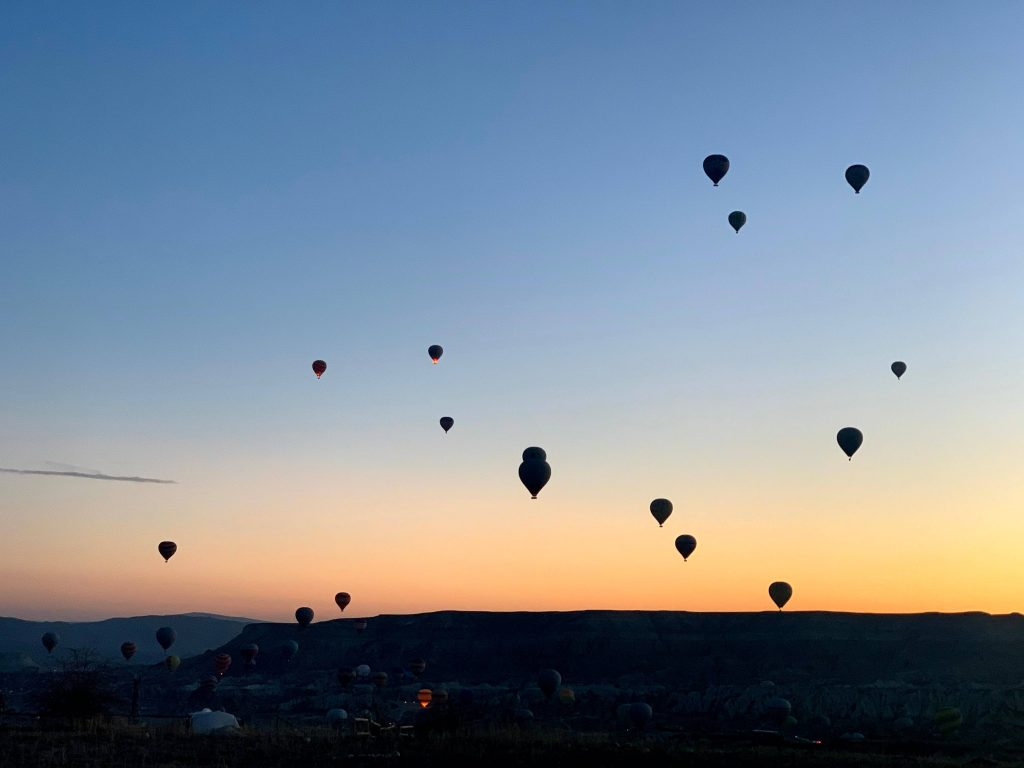 気球ツアー